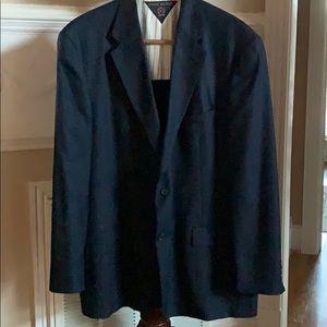 48L Tommy Hilfiger navy sport coat